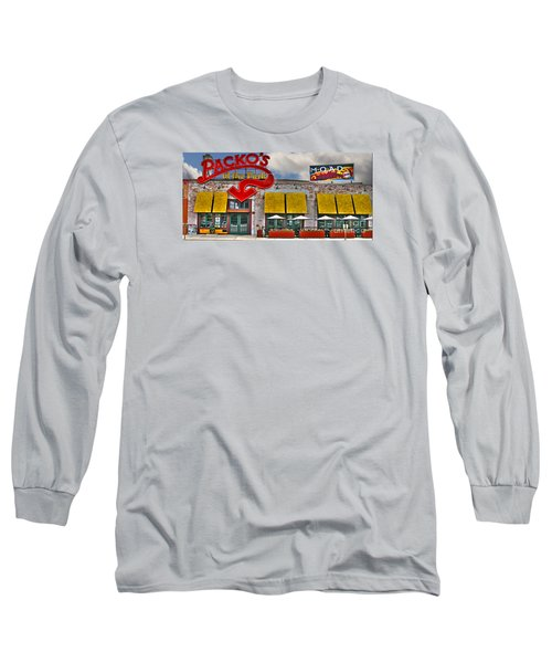 Packo's At The Park Long Sleeve T-Shirt