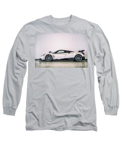 #pagani #huayra Bc Long Sleeve T-Shirt