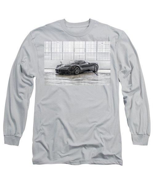 Pagani Huayra Long Sleeve T-Shirt