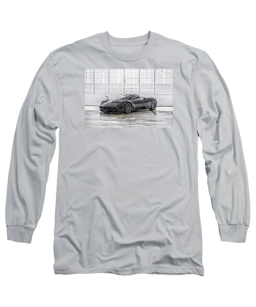 Pagani Huayra Long Sleeve T-Shirt