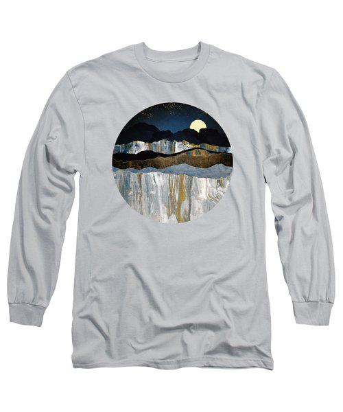 Painted Mountains Long Sleeve T-Shirt