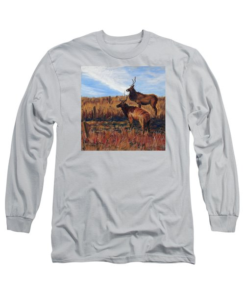 Pair O' Bulls Long Sleeve T-Shirt