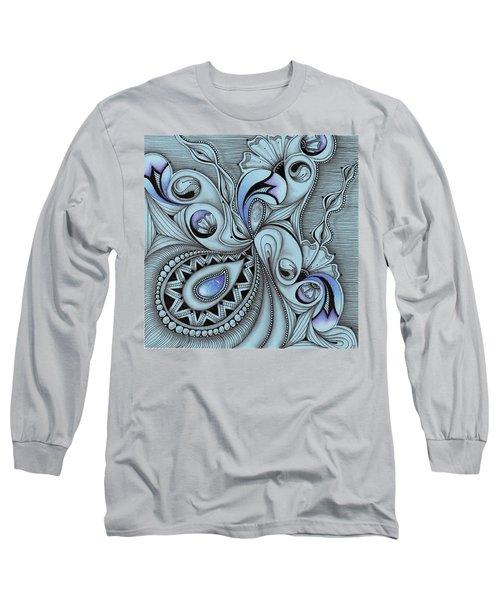 Paisley Power Long Sleeve T-Shirt