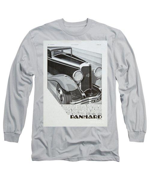 Panhard #8701 Long Sleeve T-Shirt