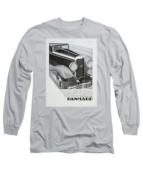 Panhard #8701 Long Sleeve T-Shirt