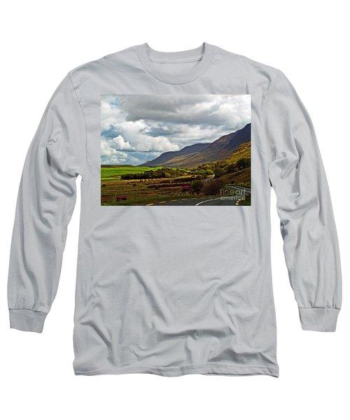 Paradise In Ireland Long Sleeve T-Shirt