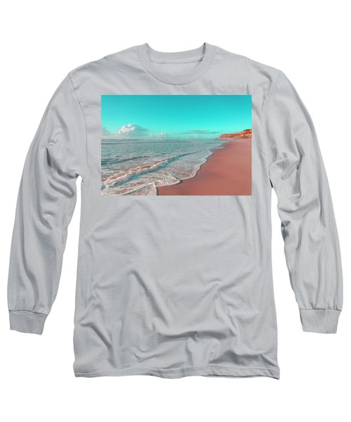 Paradisiac Beaches Long Sleeve T-Shirt