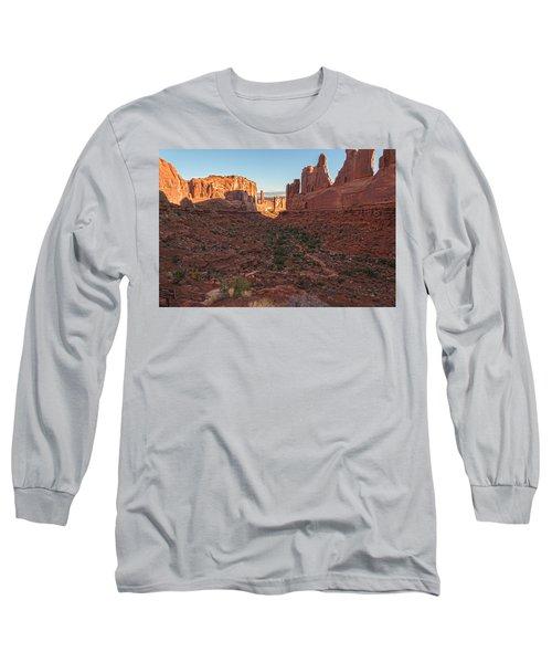 Park Avenue Sunrise Long Sleeve T-Shirt