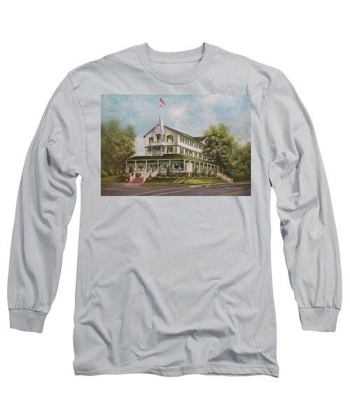 Parker House Sea Girt , Nj Long Sleeve T-Shirt