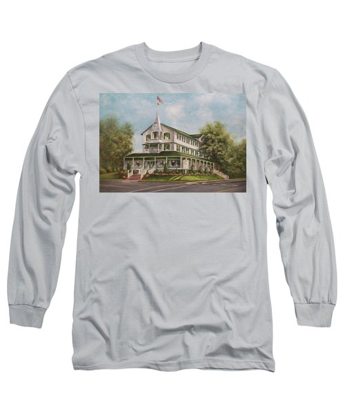Parker House Sea Girt , Nj Long Sleeve T-Shirt