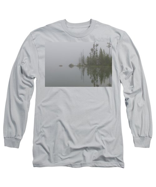 Part Of The Mystery Long Sleeve T-Shirt