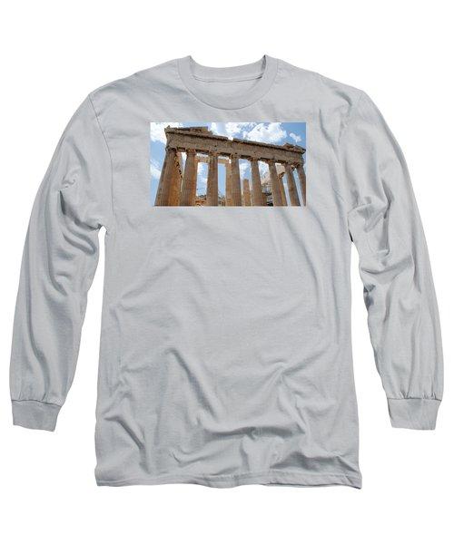 Parthenon Long Sleeve T-Shirt