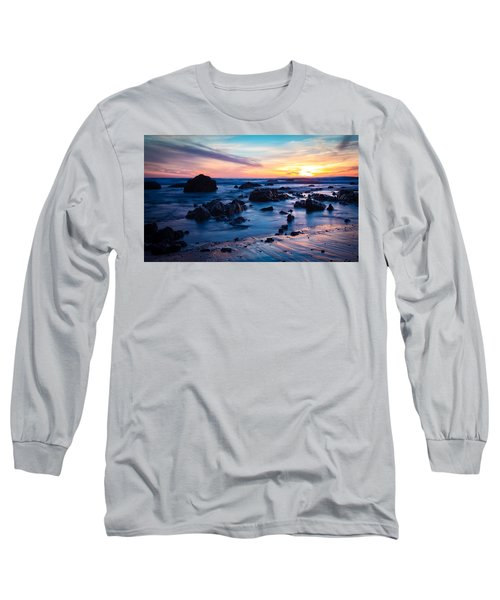 Pastel Fade Long Sleeve T-Shirt