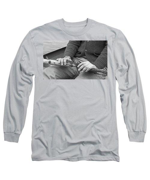 Paul Long Sleeve T-Shirt by Laurie Stewart