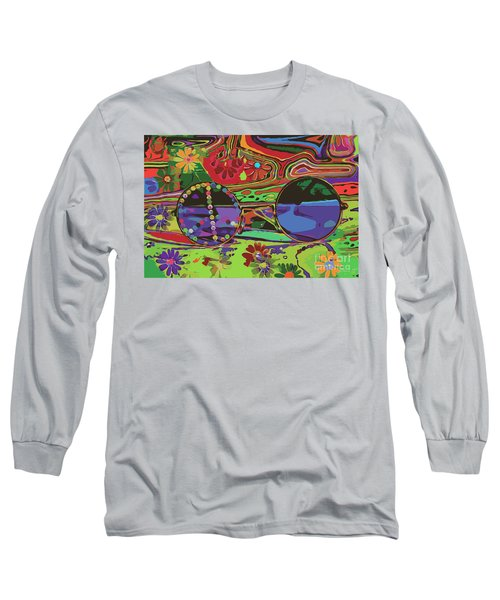 Peace Art Long Sleeve T-Shirt