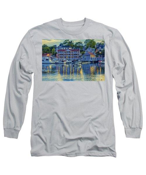 Peaceful Harbor Long Sleeve T-Shirt