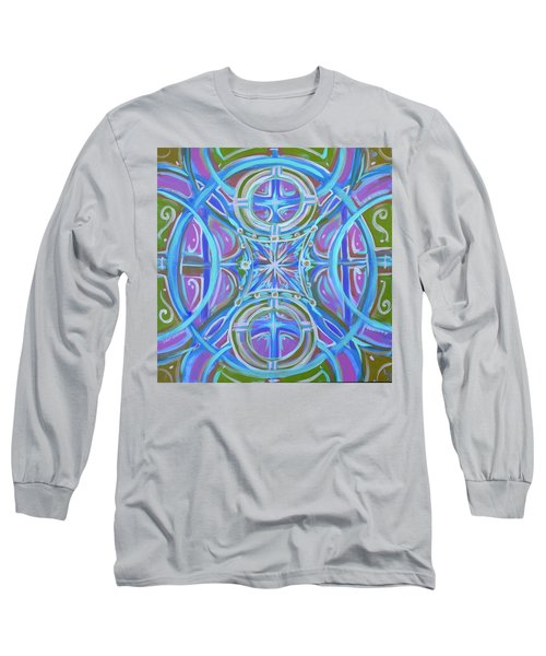 Peaceful Patience Long Sleeve T-Shirt