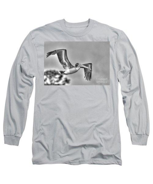 Pelican-4443 Bnw Long Sleeve T-Shirt