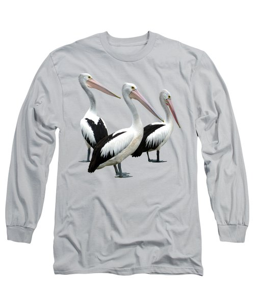 Pelican Beach Long Sleeve T-Shirt
