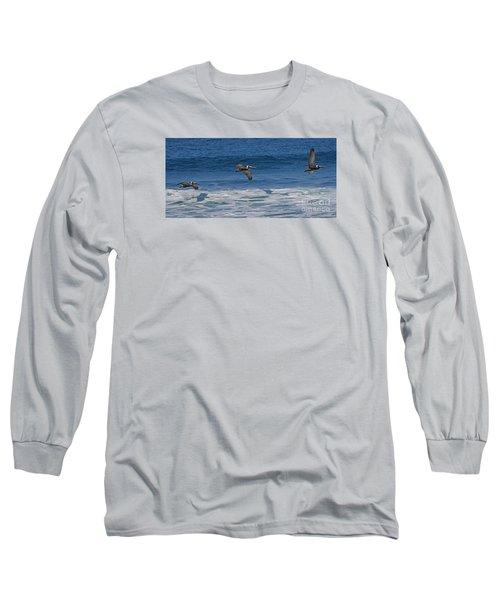 Pelican Trio Long Sleeve T-Shirt