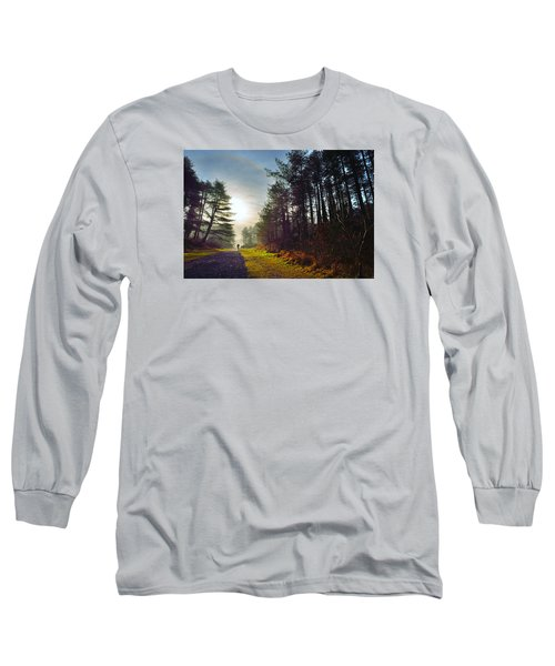 Pembrey Country Park 1 Long Sleeve T-Shirt
