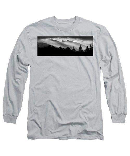 Long Sleeve T-Shirt featuring the photograph Pemigewasset Wilderness by Bill Wakeley