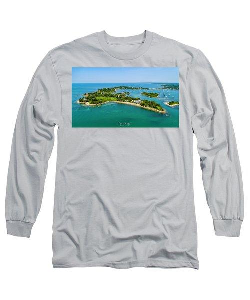 Penzance Point Long Sleeve T-Shirt