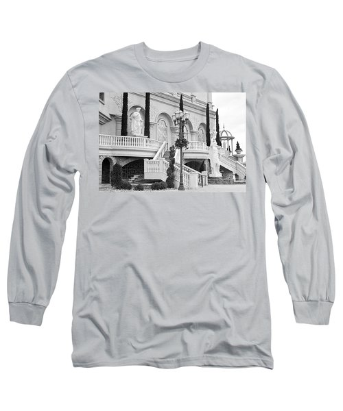 Peppermill Casino Garden Long Sleeve T-Shirt