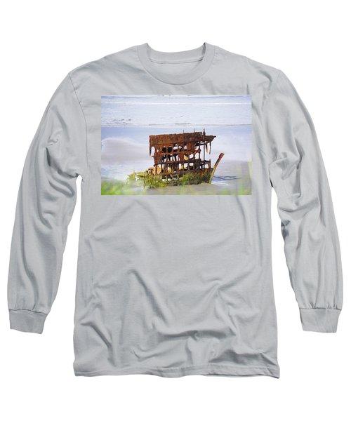 Peter Iredale Long Sleeve T-Shirt