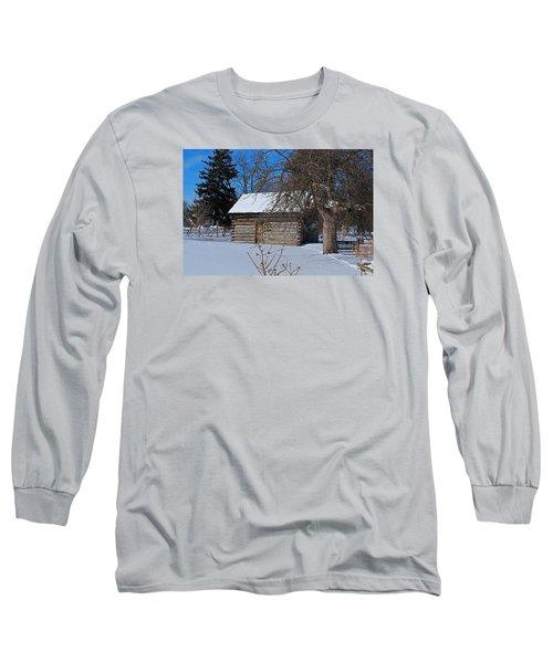Peter Navarre Cabin II Long Sleeve T-Shirt