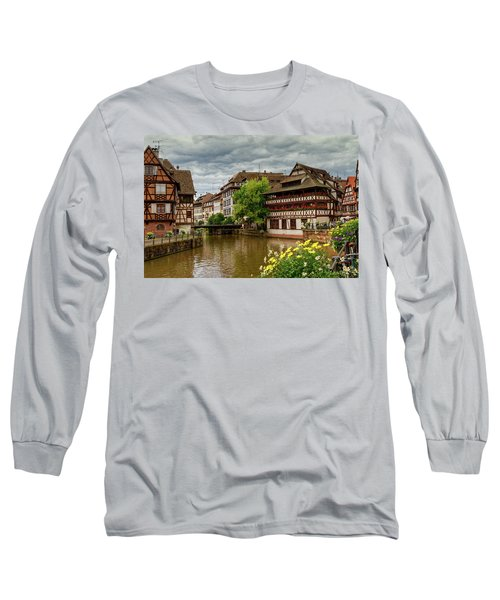 Petite France, Strasbourg Long Sleeve T-Shirt