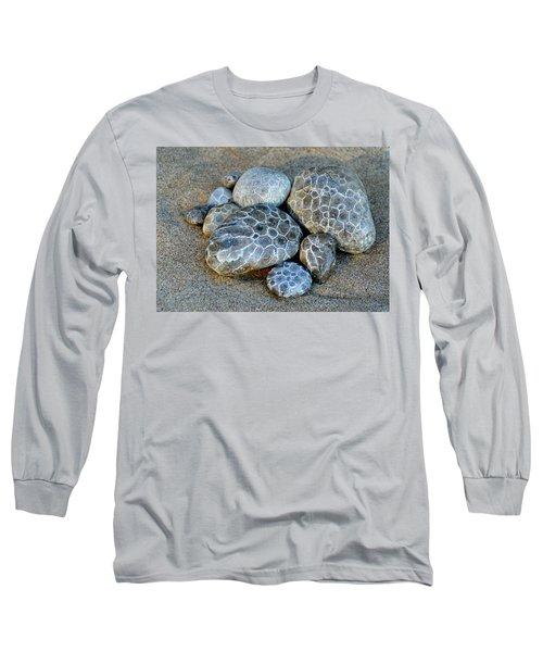 Petoskey Stones Long Sleeve T-Shirt