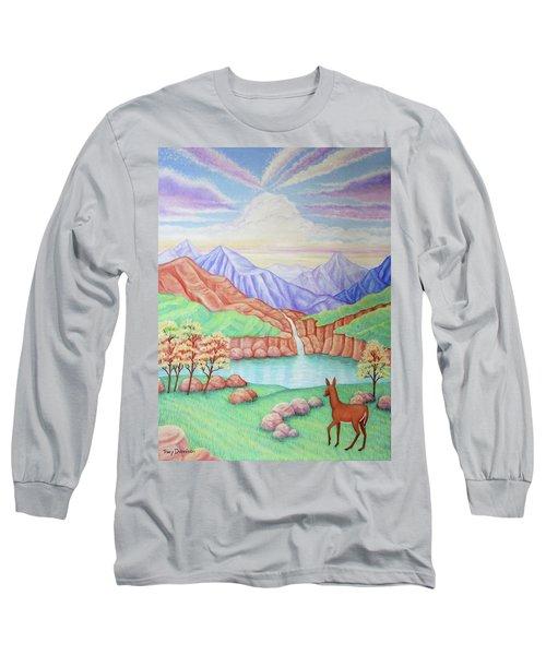 Phantom Valley Long Sleeve T-Shirt