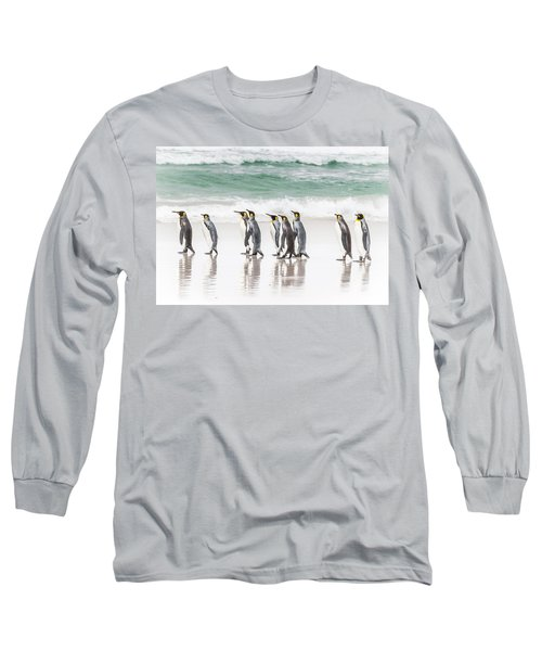 Pied Piper. Long Sleeve T-Shirt