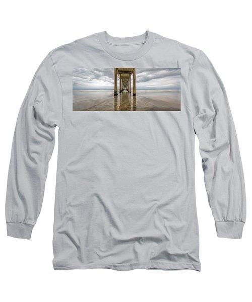 Pier Review Long Sleeve T-Shirt
