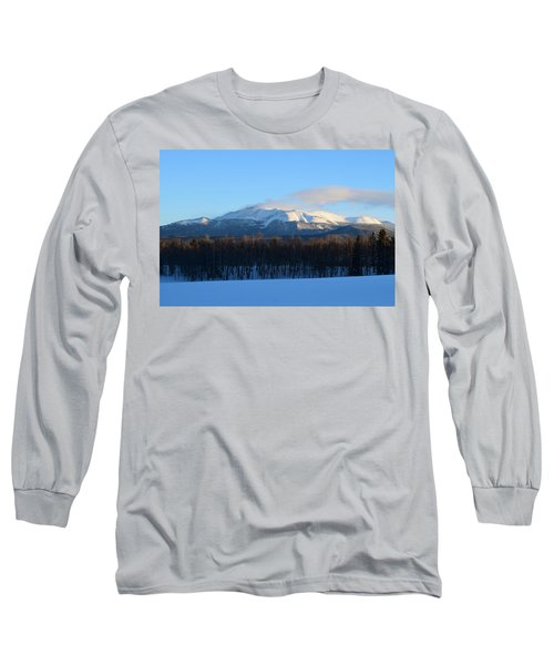 Pikes Peak From Cr511 Divide Co Long Sleeve T-Shirt