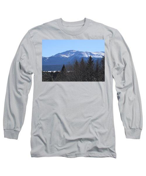 Pikes Peak Cr 511 Divide Co Long Sleeve T-Shirt