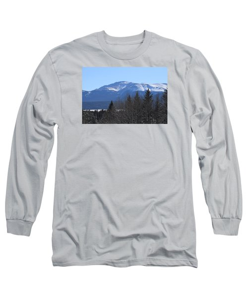 Pikes Peak Cr 511 Divide Co Long Sleeve T-Shirt
