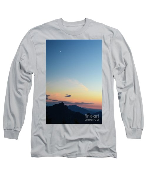 Pilchuck Sunset Long Sleeve T-Shirt