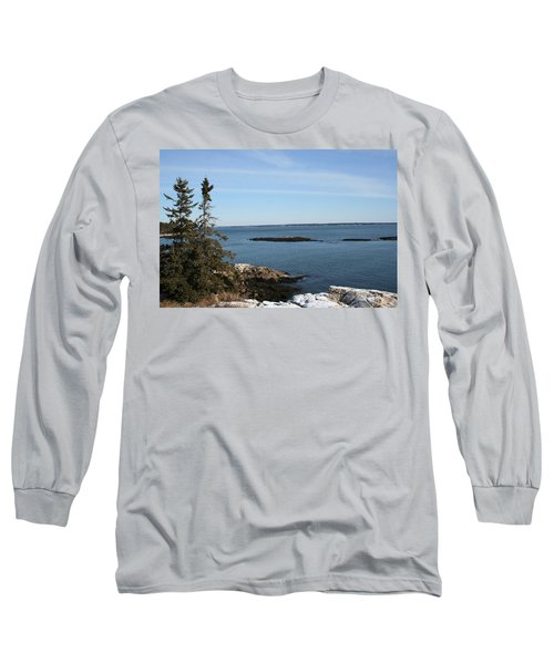 Pine Coast Long Sleeve T-Shirt