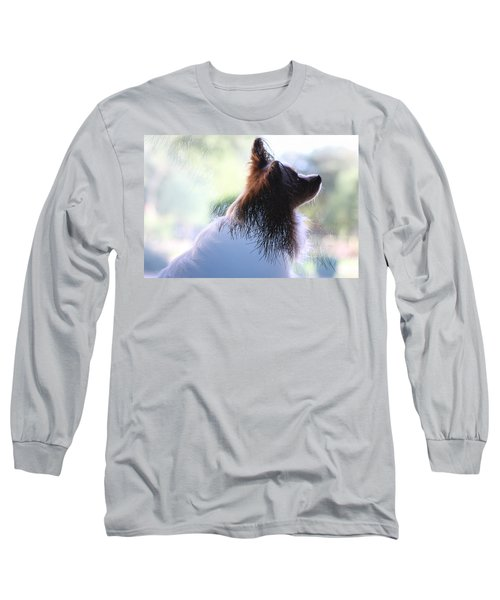 Pine Pap Long Sleeve T-Shirt