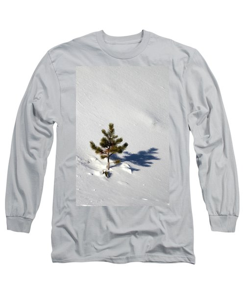Pine Shadow Long Sleeve T-Shirt