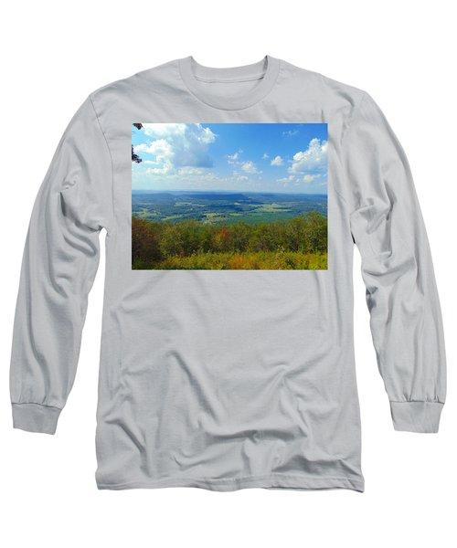 Pinhoti Trail Views Long Sleeve T-Shirt