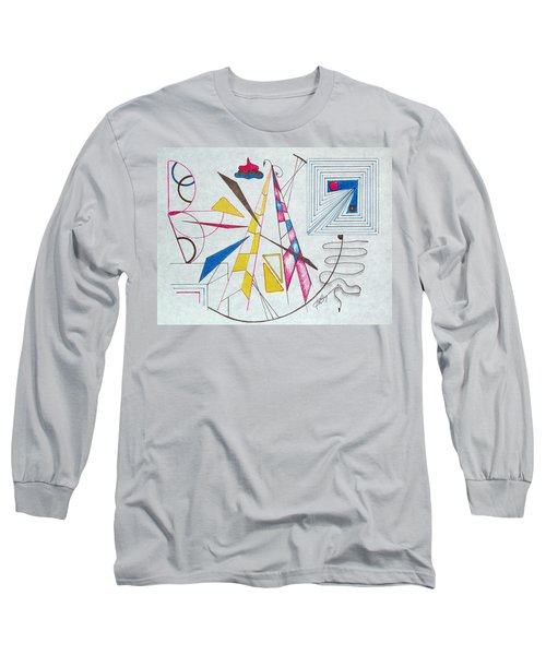 Pinnacle Of Time Long Sleeve T-Shirt