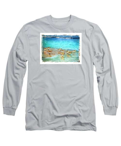Pipers Run Long Sleeve T-Shirt by Linda Olsen