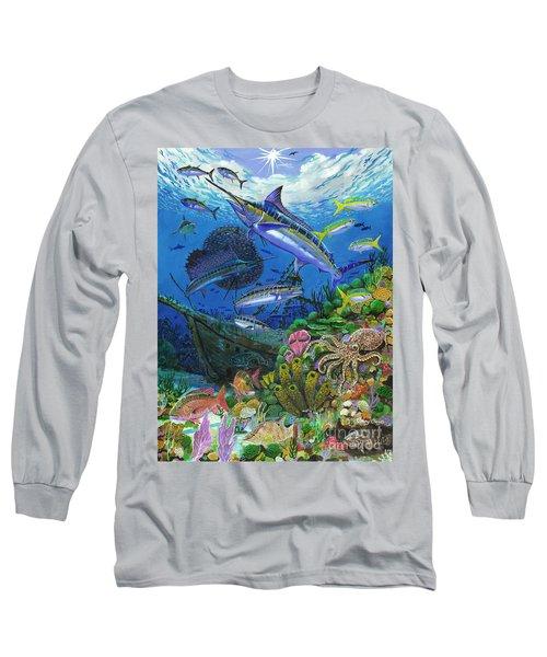Pirates Reef Long Sleeve T-Shirt