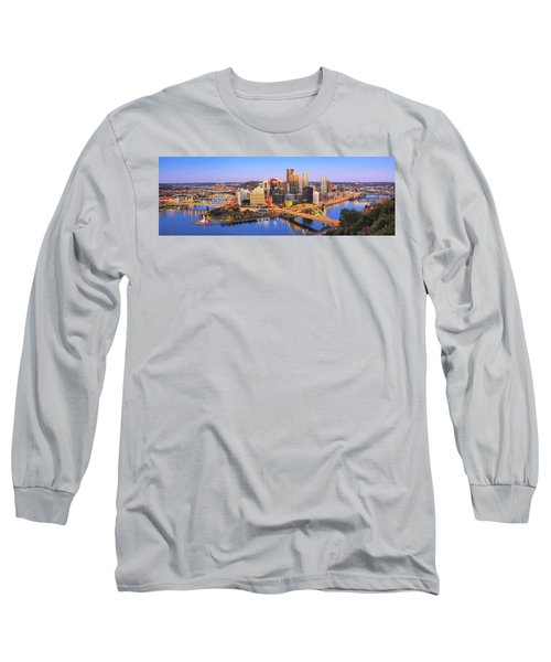 Pittsburgh Pano 22 Long Sleeve T-Shirt