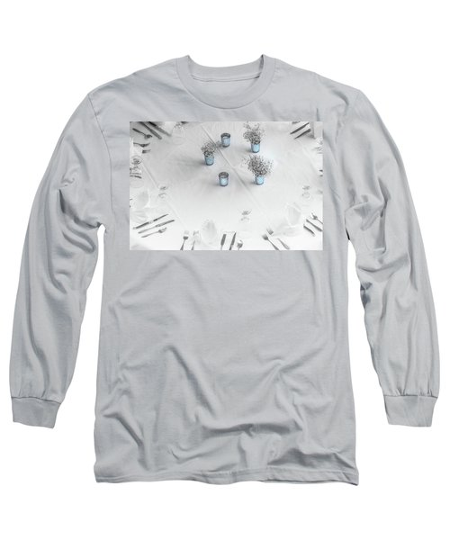 Place Settings Long Sleeve T-Shirt