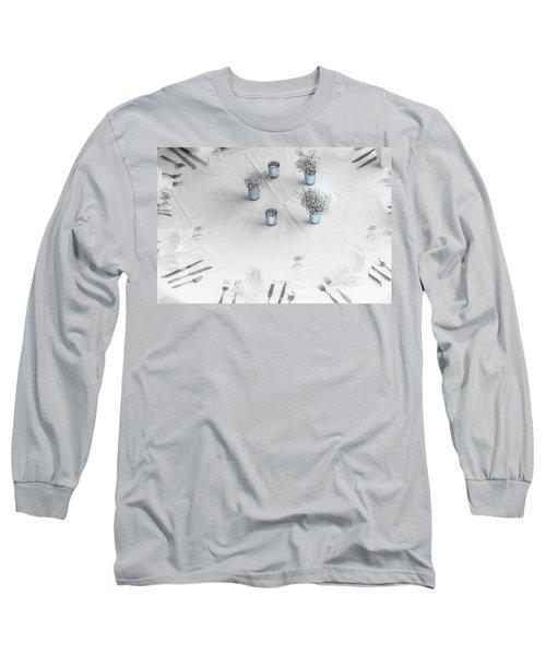 Place Settings Long Sleeve T-Shirt