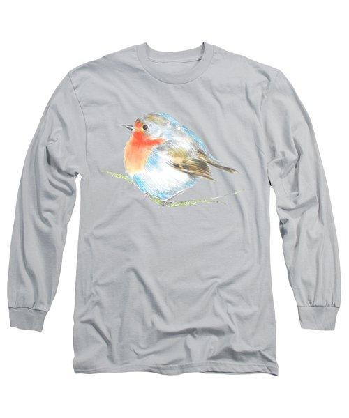 Plump Is Good  Long Sleeve T-Shirt